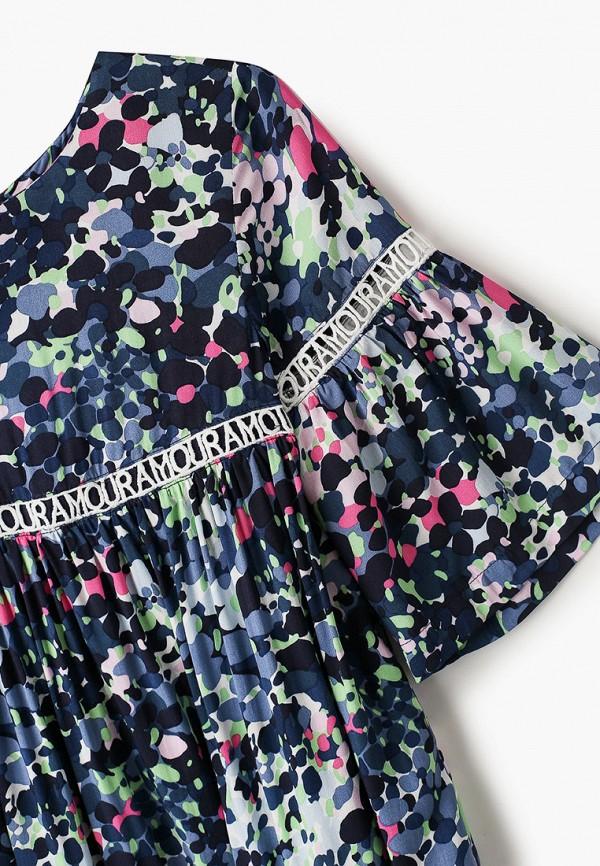 Фото 3 - Платье Baon разноцветного цвета