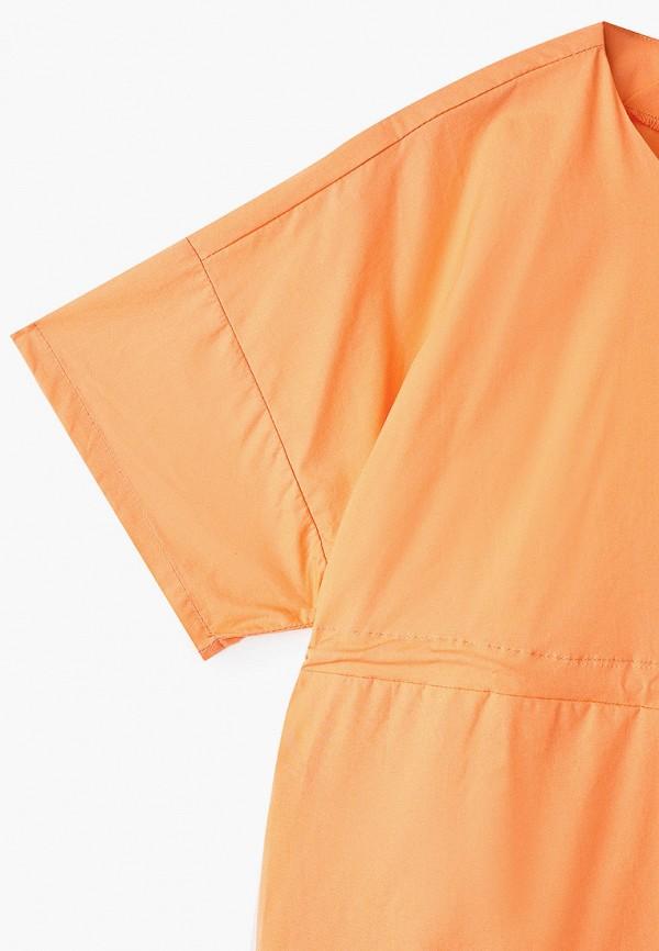 Фото 3 - Платье Baon оранжевого цвета