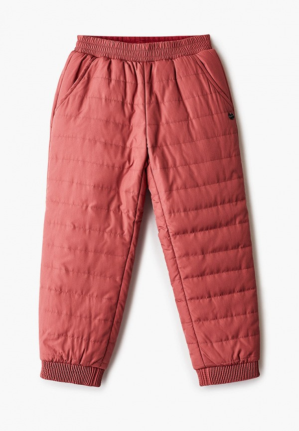 брюки baon малыши, бордовые