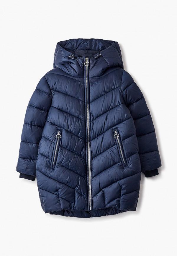 утепленные куртка baon малыши, синяя