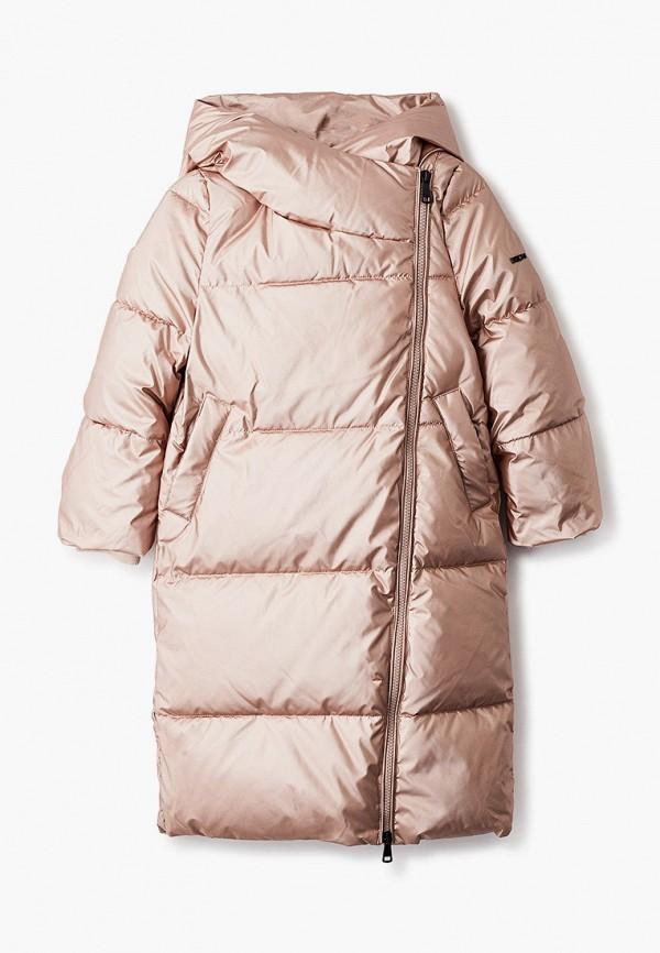 утепленные куртка baon малыши, розовая