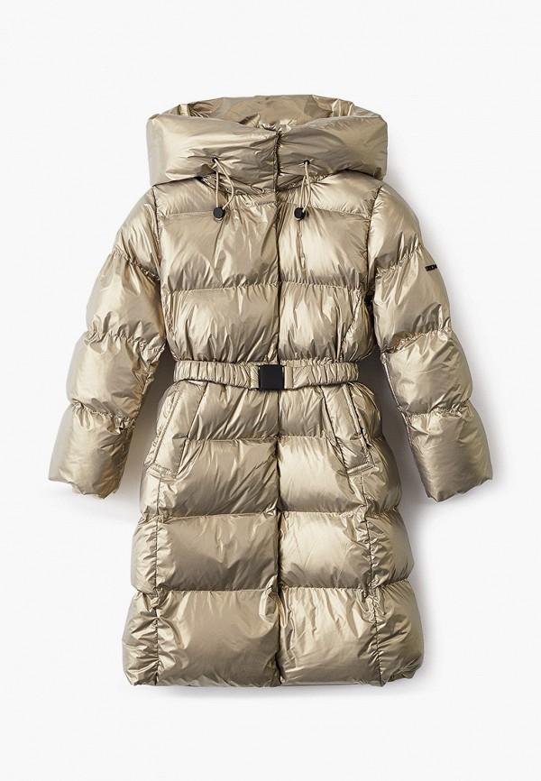 куртка baon малыши, золотая