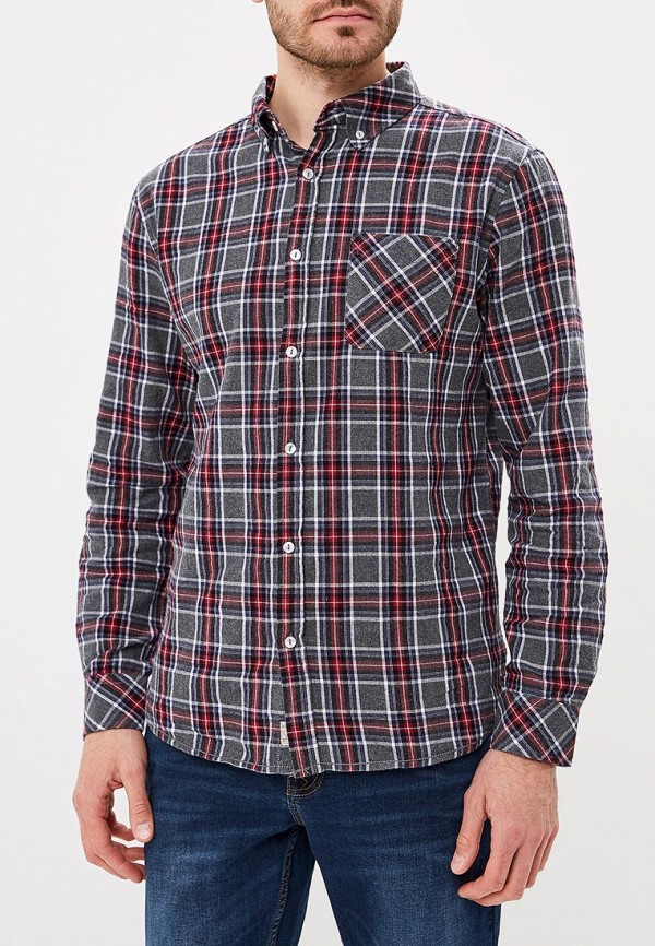 Купить Рубашка Baon, Baon BA007EMCLAN4, серый, Осень-зима 2018/2019