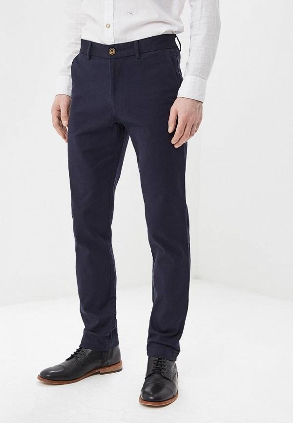 мужские повседневные брюки baon, синие