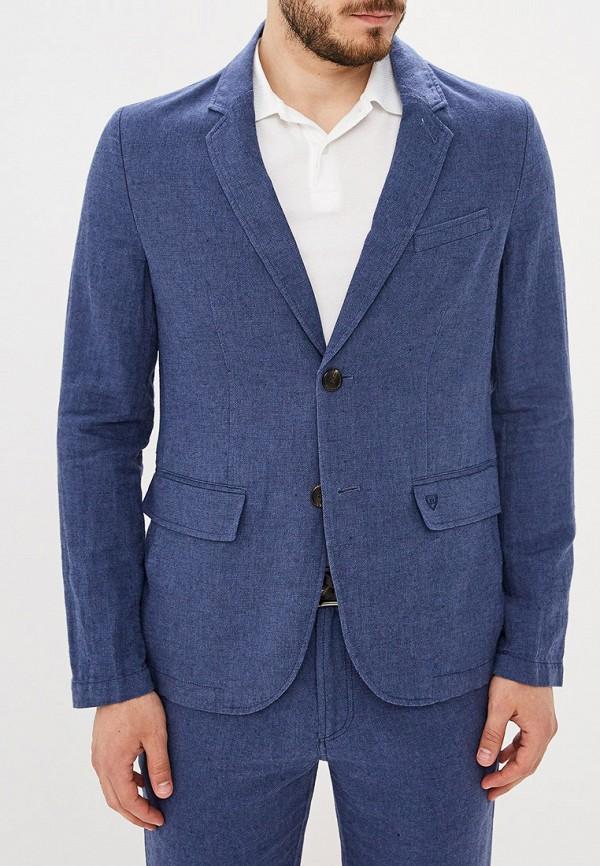 мужской пиджак baon, синий