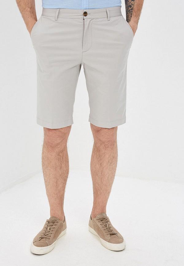 мужские повседневные шорты baon, серые