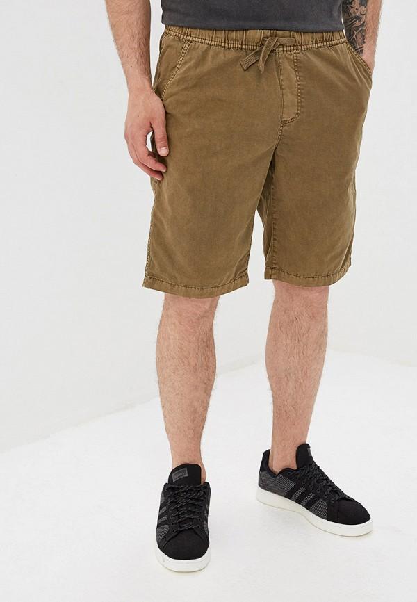 мужские повседневные шорты baon, коричневые