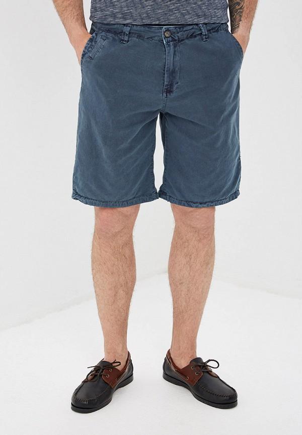 мужские повседневные шорты baon, синие
