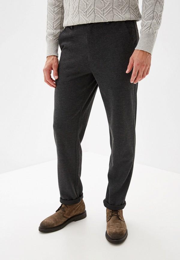 мужские классические брюки baon, серые