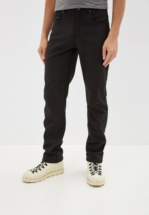 мужские брюки baon, черные