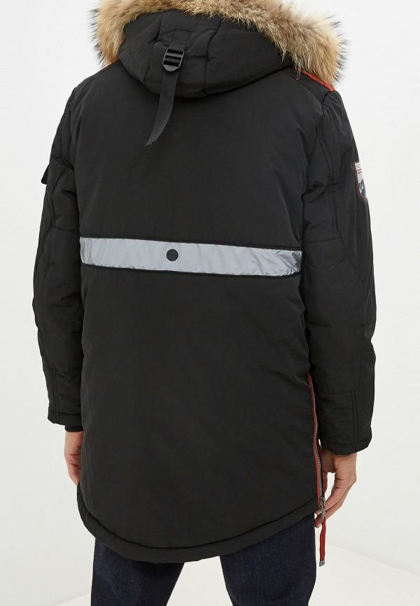Фото 3 - Куртку утепленная Baon черного цвета
