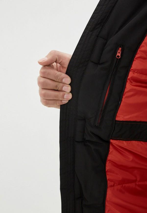 Фото 4 - Куртку утепленная Baon черного цвета