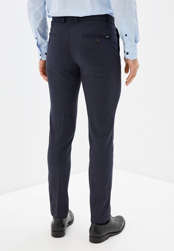 Фото 3 - Мужские брюки Baon синего цвета