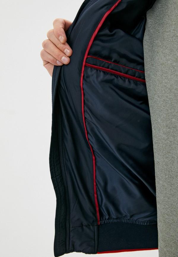Фото 5 - Куртку утепленная Baon синего цвета