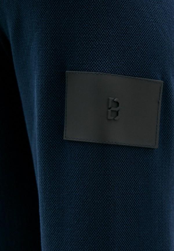 Фото 4 - Олимпийка Baon синего цвета
