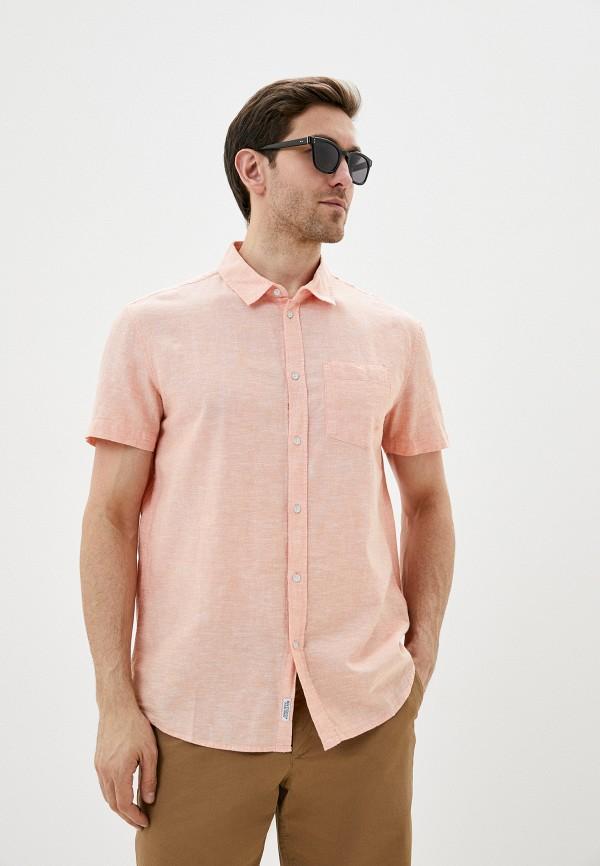 Фото - Мужскую рубашку Baon кораллового цвета