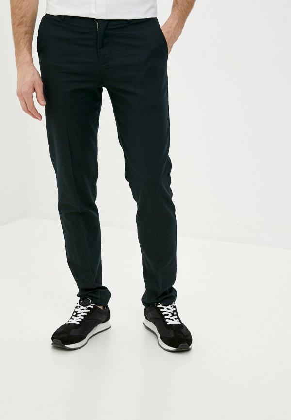 мужские повседневные брюки baon, зеленые