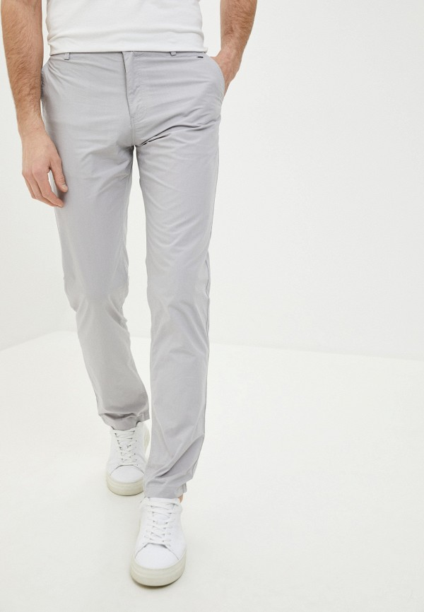 мужские повседневные брюки baon, серые