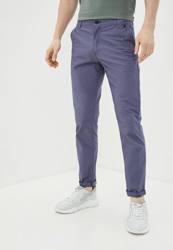 мужские брюки чинос baon, серые