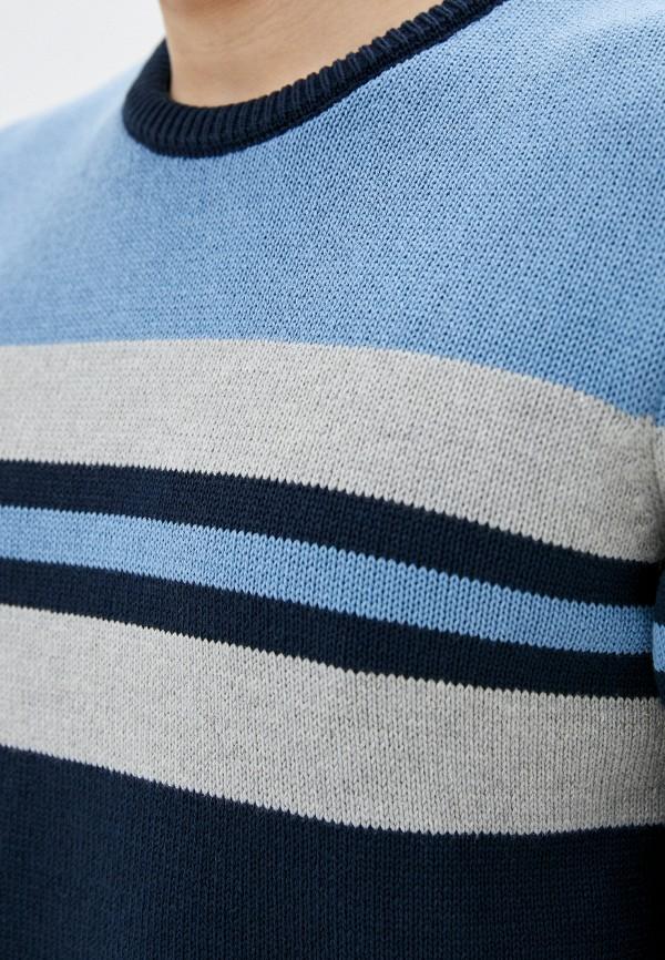 Фото 4 - Мужское джемпер Baon синего цвета