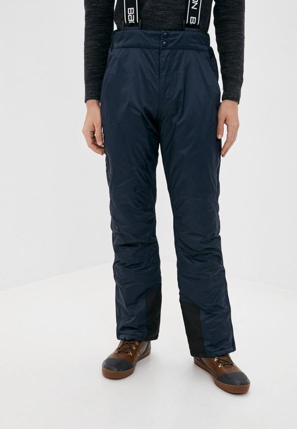 мужские горнолыжные брюки baon, синие