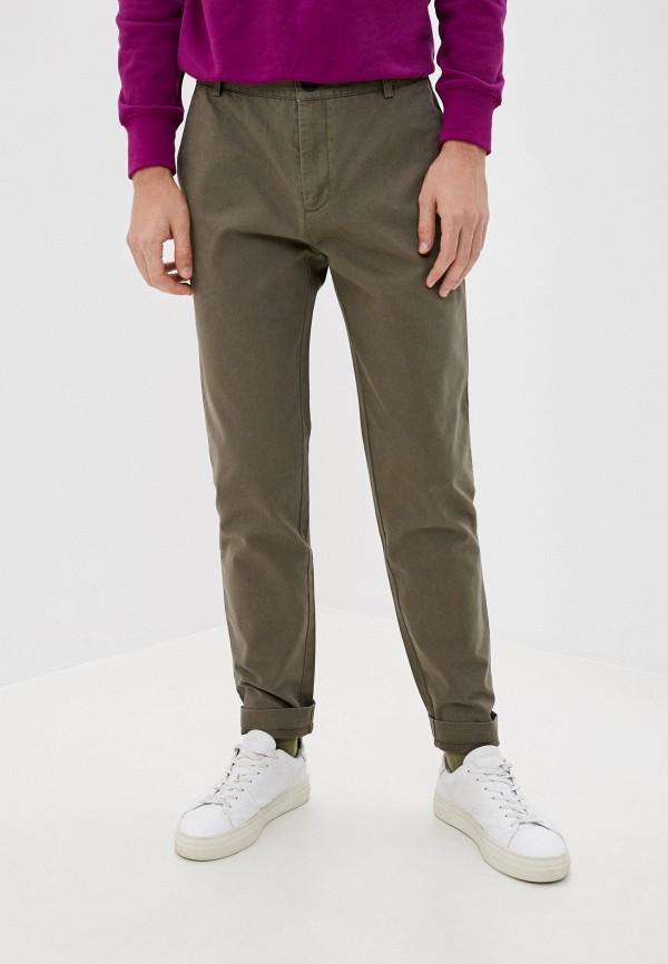 мужские брюки чинос baon, хаки