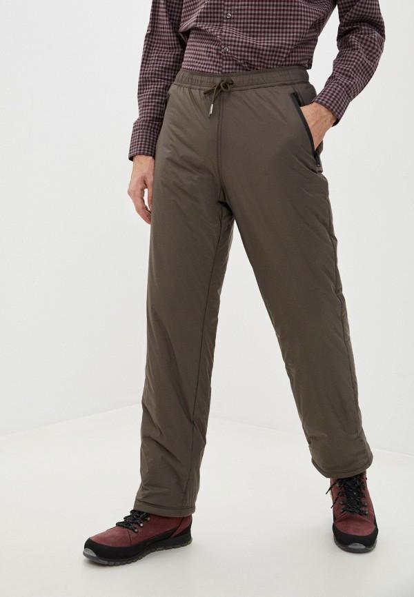 мужские утепленные брюки baon, серые