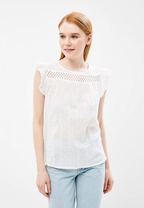 женская блузка baon, белая