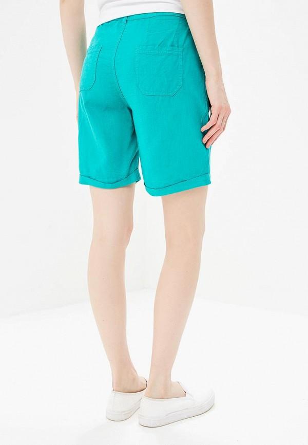 Фото 3 - женские шорты Baon бирюзового цвета