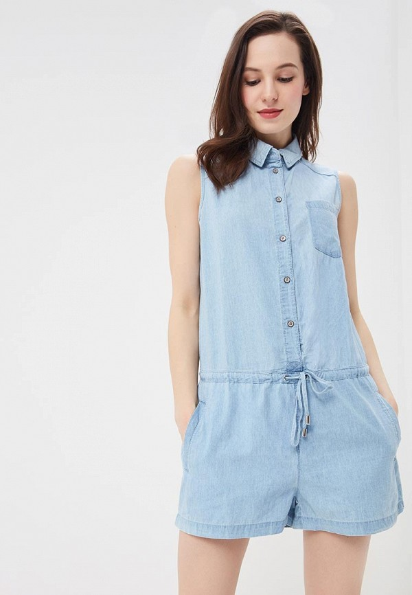 Комбинезон джинсовый Baon Baon B498013