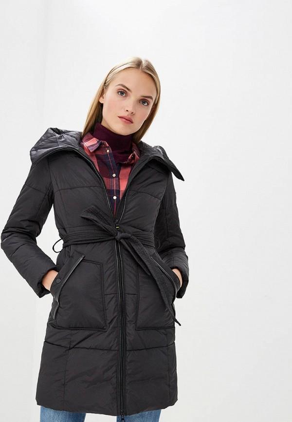 Куртка утепленная Baon Baon BA007EWCLBL4 куртка женская baon цвет черный b038582 black размер xl 50