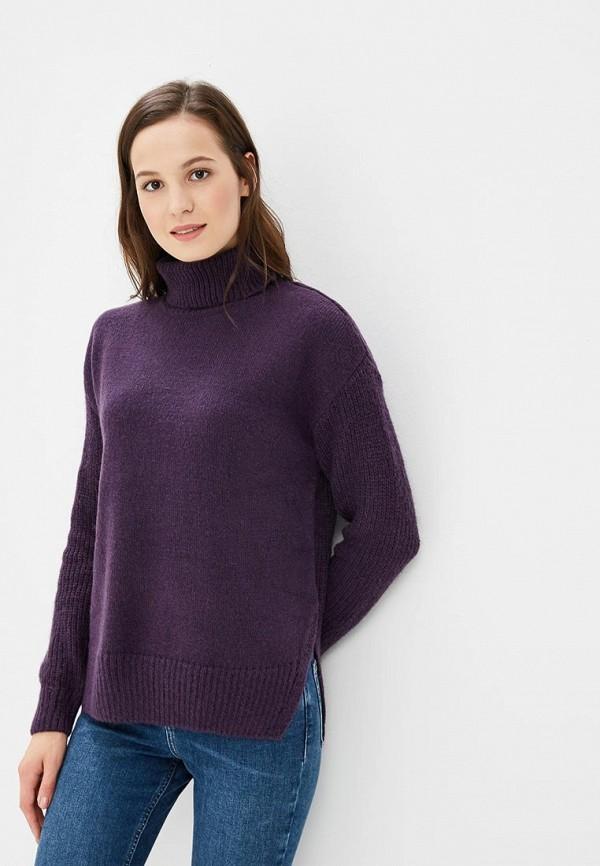 Купить Свитер Baon, Baon BA007EWCLCE7, фиолетовый, Осень-зима 2018/2019
