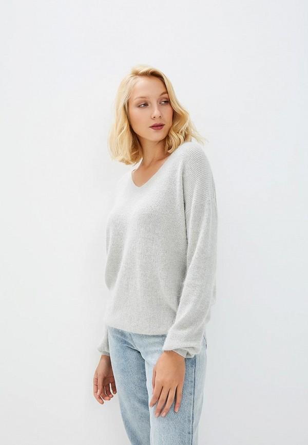Купить Пуловер Baon, Baon BA007EWCLCS5, серый, Осень-зима 2018/2019