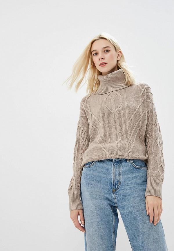 женский свитер baon, бежевый