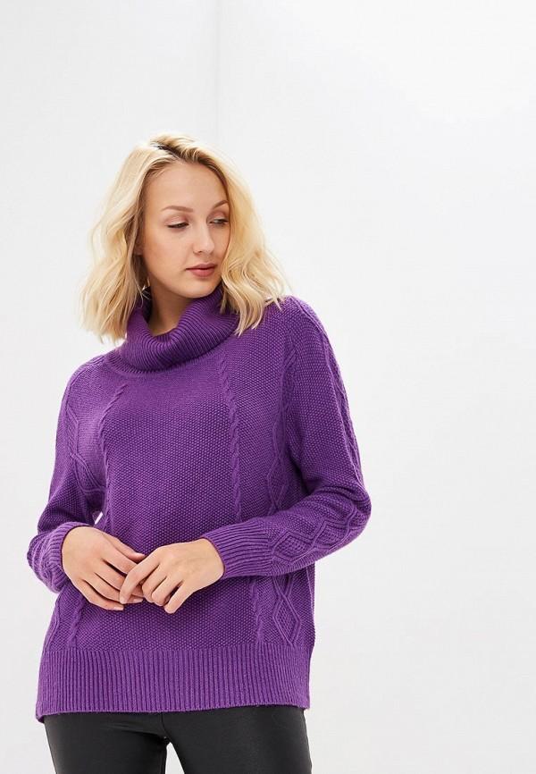 Купить Свитер Baon, Baon BA007EWCLCT4, фиолетовый, Осень-зима 2018/2019