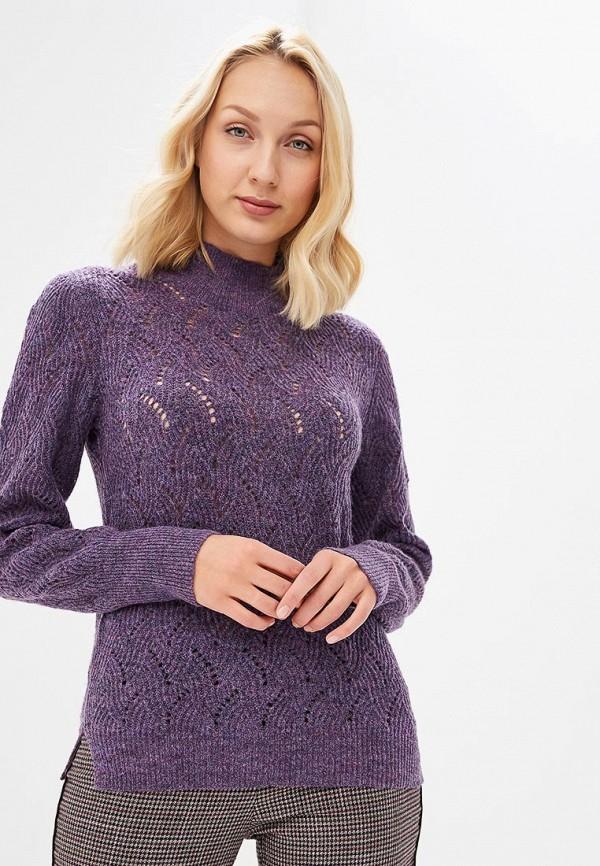 женский свитер baon, фиолетовый