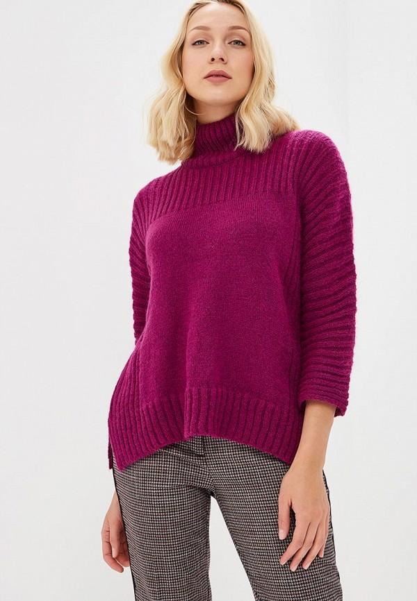 Купить Свитер Baon, Baon BA007EWCLEA1, фиолетовый, Осень-зима 2018/2019