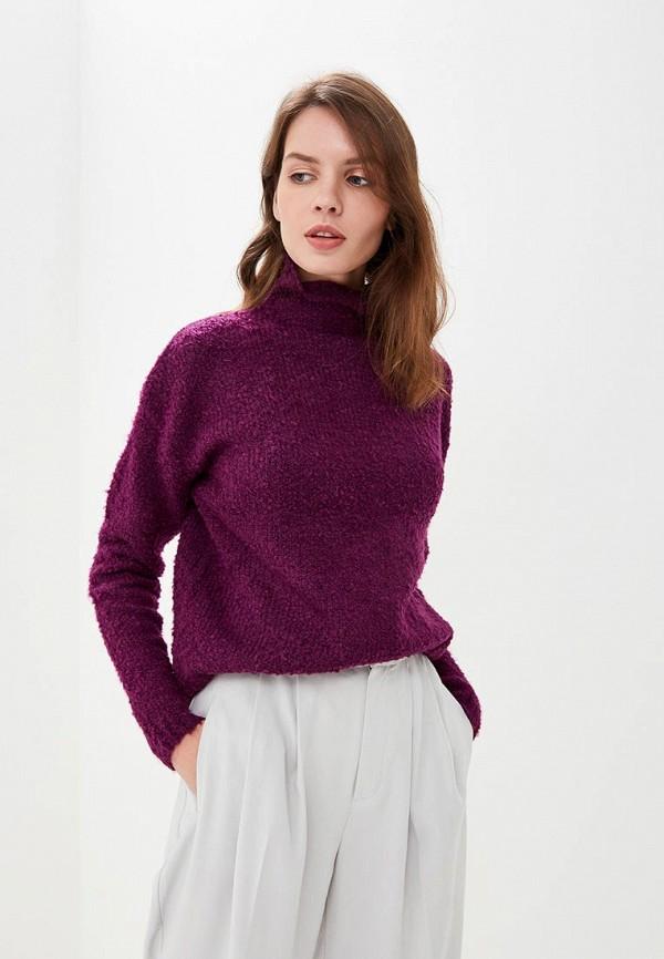 Купить Свитер Baon, Baon BA007EWCLEB7, фиолетовый, Осень-зима 2018/2019