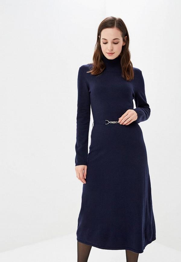 Купить Платье Baon, Baon BA007EWCLEE8, синий, Осень-зима 2018/2019