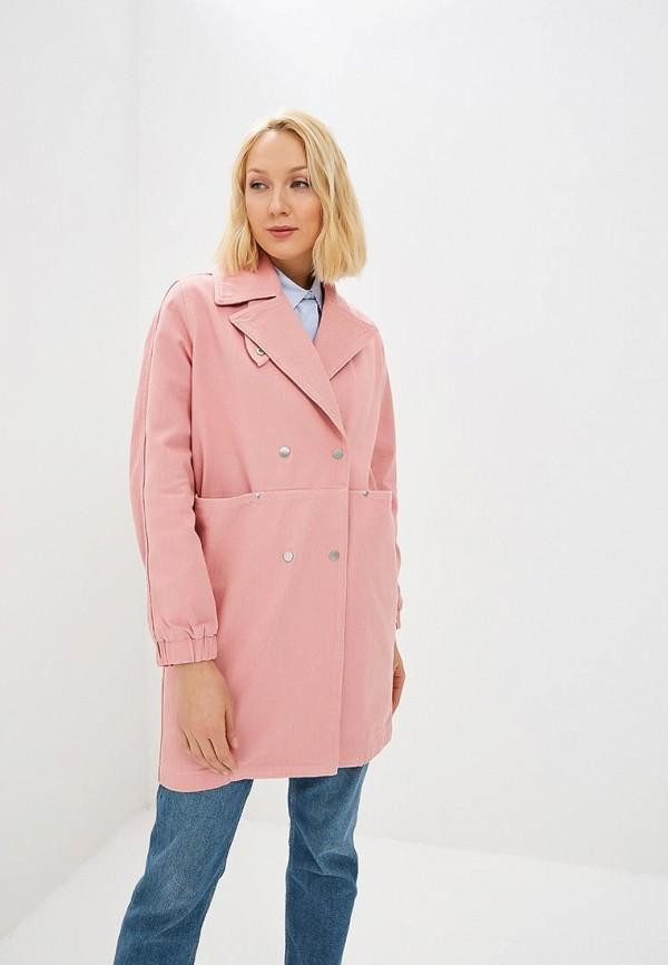 Куртка джинсовая Baon Baon BA007EWDWZE1 юбка джинсовая baon baon ba007ewdxcd8
