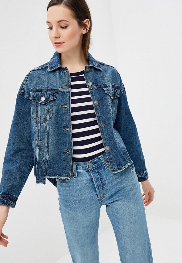 Куртка джинсовая Baon Baon BA007EWDWZF8