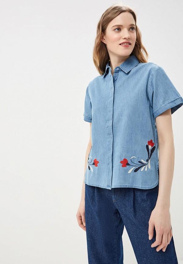 купить Рубашка джинсовая Baon Baon BA007EWDXAP6 по цене 2999 рублей