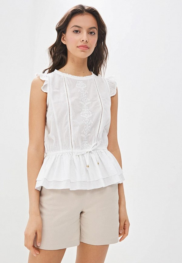 Блуза Baon Baon BA007EWDXAP9 блуза baon baon ba007ewwam81