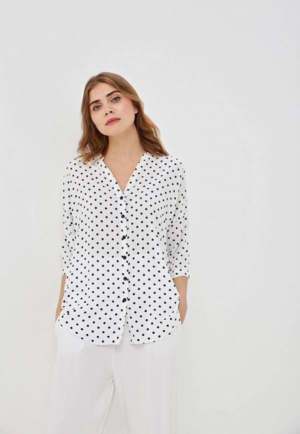 Фото - женскую блузку Baon белого цвета