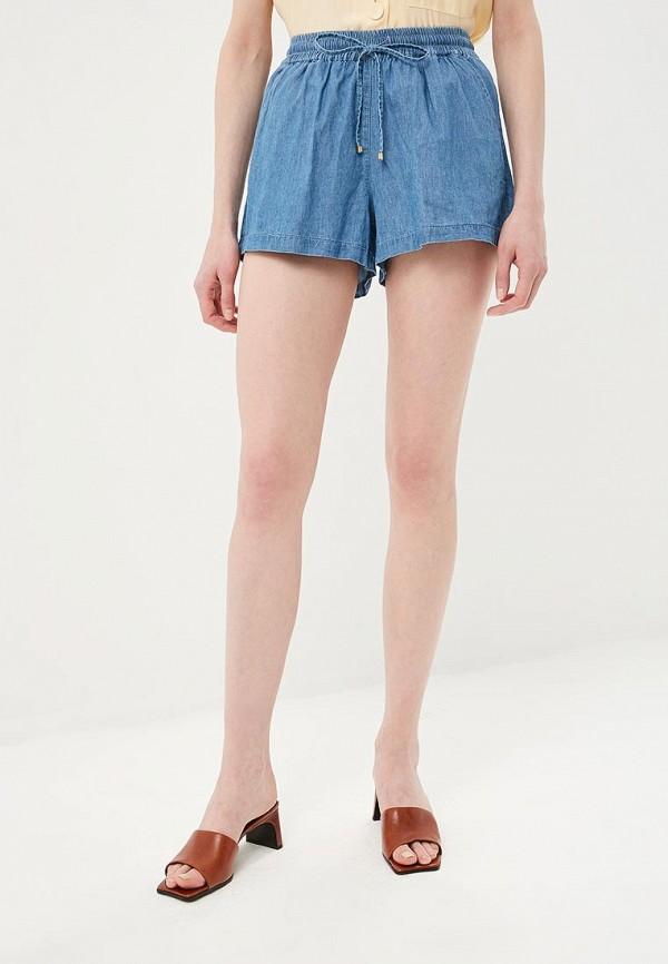 Шорты джинсовые Baon Baon BA007EWDXBL1 шорты baon baon mp002xg009ov