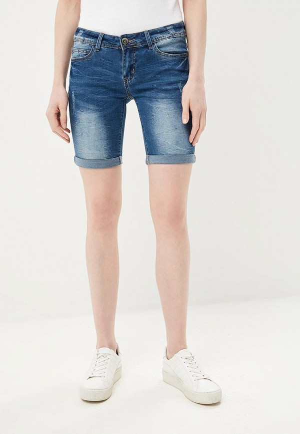Шорты джинсовые Baon Baon BA007EWDXBL5 шорты baon baon ba007emayin9