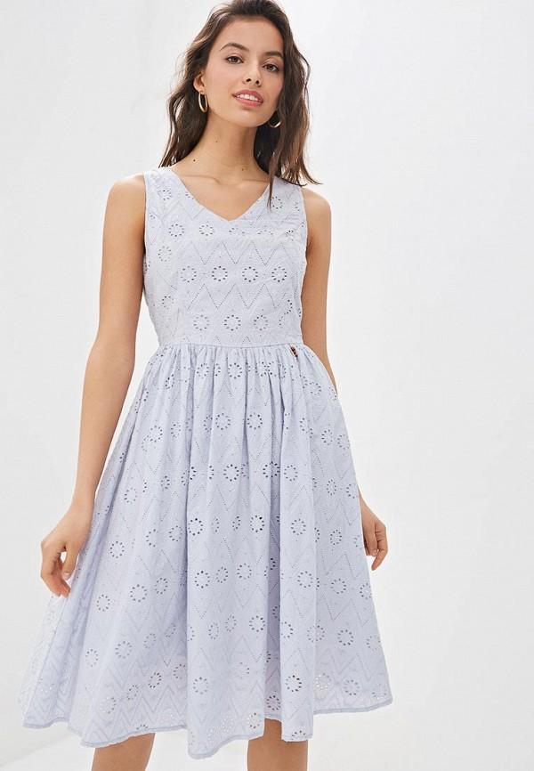 Платье Baon Baon BA007EWDXBN3 платье джинсовое baon baon ba007ewdxcc3