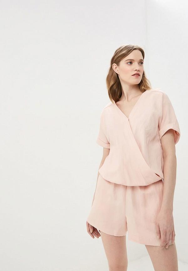 женский комбинезон baon, розовый