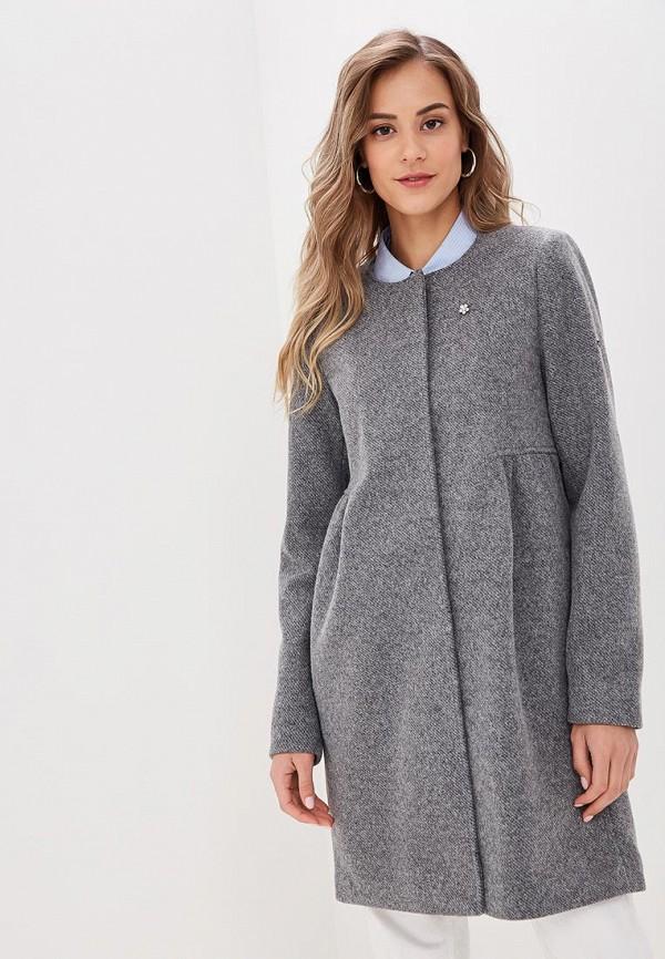 Пальто Baon Baon BA007EWFCDC5 пальто женское baon цвет черный b037548 black размер xl 50