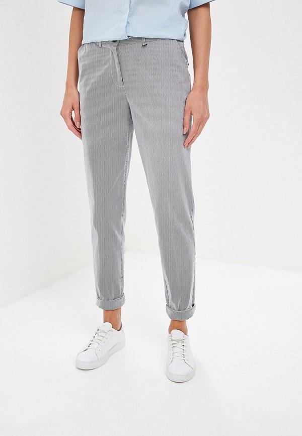 женские повседневные брюки baon, синие
